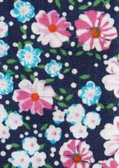Nordstrom Men's Shop Floral Cotton Suspenders