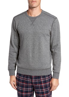 Nordstrom Men's Shop French Terry Long Sleeve Pajama Top
