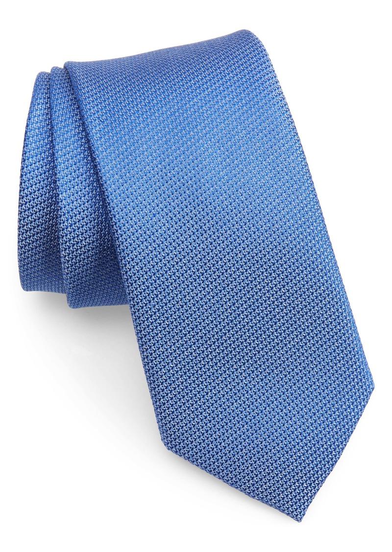 Nordstrom Men's Shop Gamble Silk X-Long Tie
