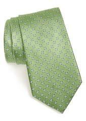 Nordstrom Men's Shop Grid Silk Tie