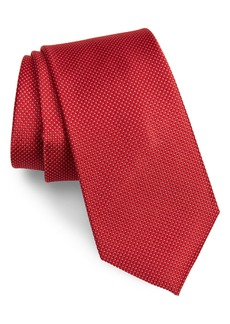 Nordstrom Men's Shop Hailey Solid Silk Tie