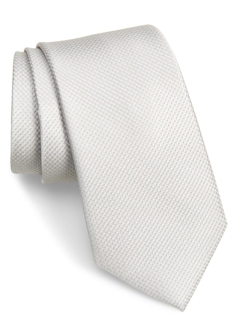 Nordstrom Men's Shop Hailey Solid Silk Tie