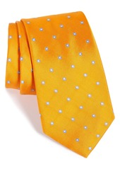 Nordstrom Men's Shop 'Ideal Neat' Dot Silk Tie