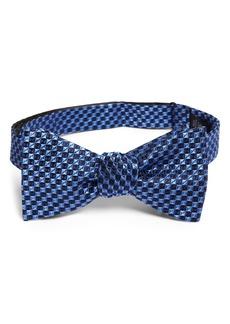 Nordstrom Men's Shop Keats Neat Silk Bow Tie