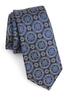 Nordstrom Men's Shop Kensington Medallion Silk Tie