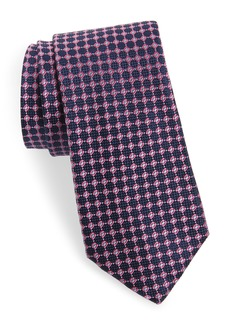 Nordstrom Men's Shop Kitson Geometric Silk Tie