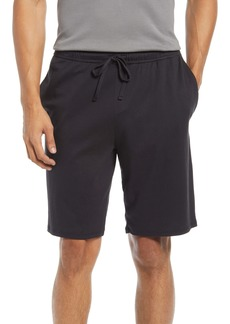 Nordstrom Knit Pima Cotton Drawstring Shorts