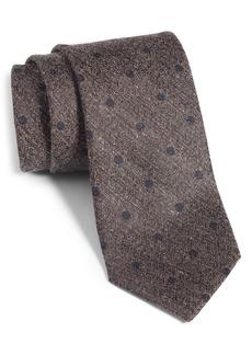 Nordstrom Men's Shop Landham Dot Silk Tie