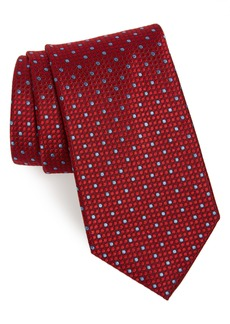 Nordstrom Men's Shop Larrea Dot Silk Tie