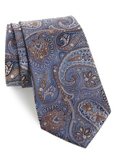 Nordstrom Men's Shop Latimer Paisley Silk Tie