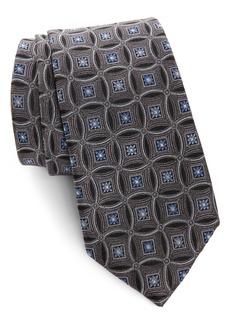 Nordstrom Men's Shop Lauren Medallion Silk Tie