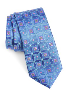 Nordstrom Men's Shop Laurent Geometric Silk Tie