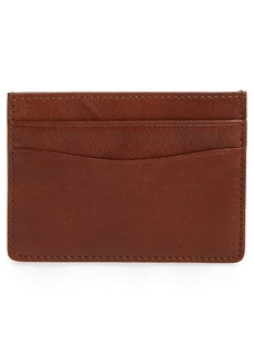 Nordstrom Men's Shop Liam Leather Card Case