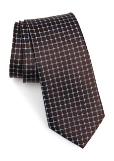 Nordstrom Men's Shop Lilliput Check Silk Tie