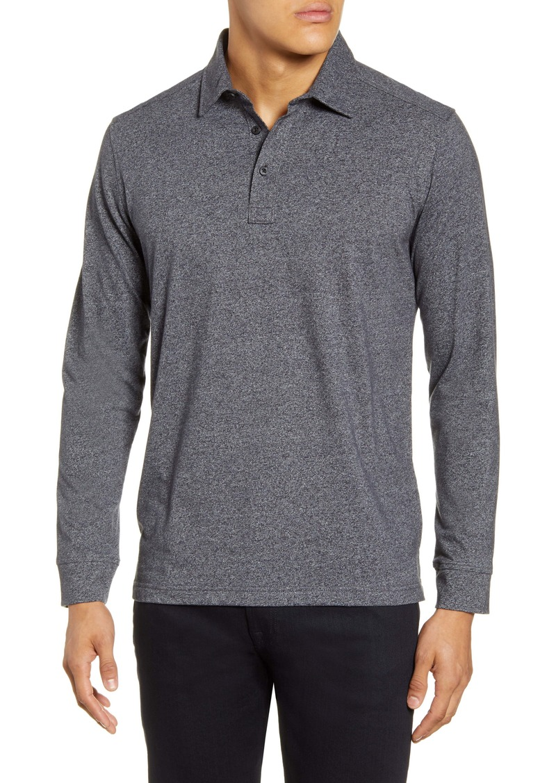 Nordstrom Men's Shop Long Sleeve Polo