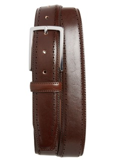 Nordstrom Men's Shop Lowell Leather Belt
