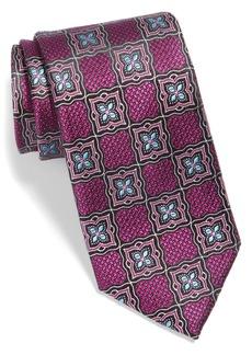Nordstrom Men's Shop Madeira Medallion Silk Tie