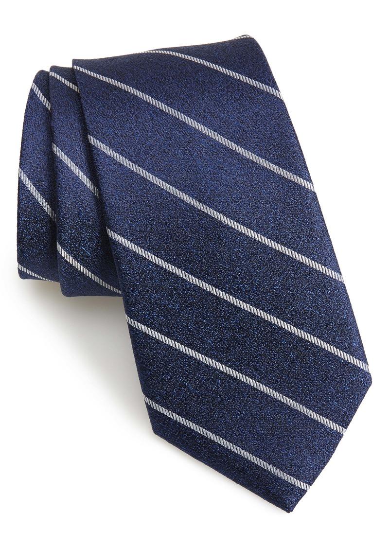 Nordstrom Men's Shop Malle Stripe Silk Tie