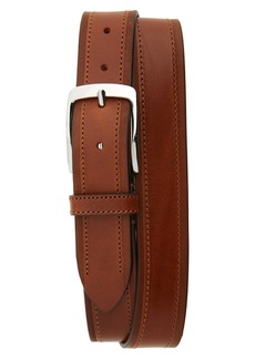 Nordstrom Men's Shop Mario Leather Belt