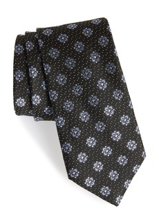 Nordstrom Men's Shop Matteo Floral Silk Tie