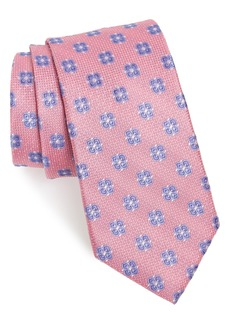 Nordstrom Men's Shop Matteo Floral Silk Tie