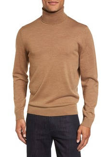 Nordstrom Men's Shop Merino Wool Turtleneck Sweater