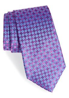 Nordstrom Men's Shop Middletown Geometric Silk Tie