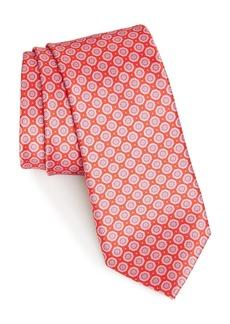 Nordstrom Men's Shop Mini Medallion Silk Tie