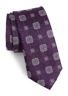 Nordstrom Men's Shop Morristown Medallion Silk Tie
