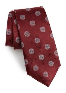 Nordstrom Men's Shop Murray Medallion Silk Tie