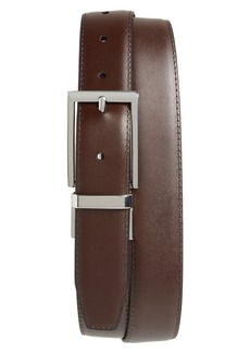 Nordstrom Men's Shop Newman Reversible Leather Belt