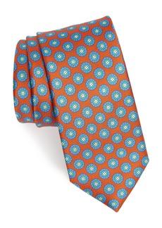 Nordstrom Men's Shop Nicolas Medallion Silk Tie