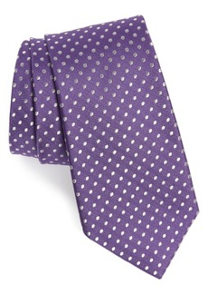 Nordstrom Men's Shop Norton Dot Silk Tie