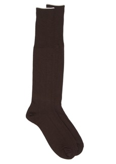Nordstrom Men's Shop Over the Calf Wool Socks (Buy More & Save)
