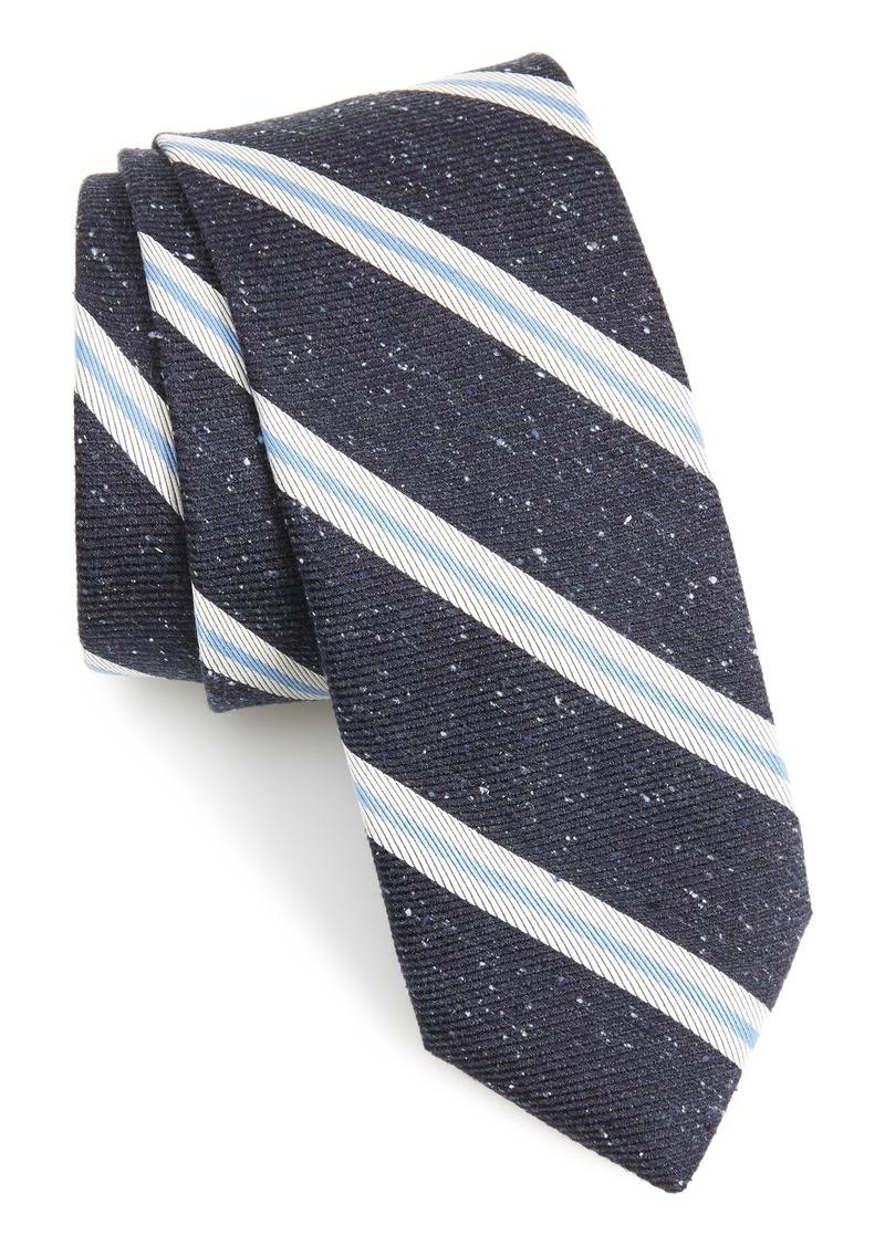 Nordstrom Men's Shop Owen Stripe Silk Tie