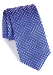 Nordstrom Men's Shop Oxford Dot Silk Tie
