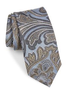Nordstrom Men's Shop Paisley Silk Tie