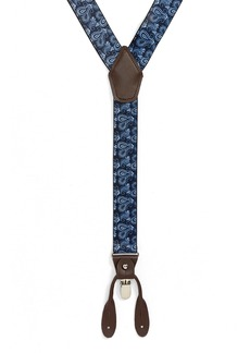Nordstrom Men's Shop Paisley Suspenders