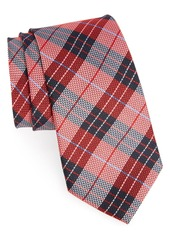 Nordstrom Men's Shop 'Palazzo Plaid' Silk Tie (X-Long)