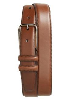 Nordstrom Men's Shop Parker Leather Belt