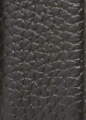 Nordstrom Men's Shop Pebbled Leather Belt