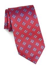 Nordstrom Men's Shop 'Petal Neat' Floral Silk Tie