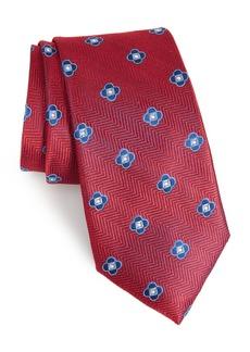 Nordstrom Men's Shop Peter Neat Silk Tie