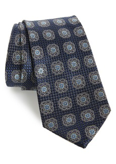 Nordstrom Men's Shop Petra Medallion Silk Tie