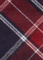 Nordstrom Men's Shop Plaid Cotton Suspenders