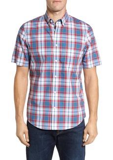 Nordstrom Men's Shop Plaid Sport Shirt
