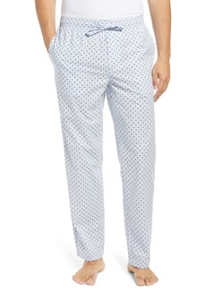 Nordstrom Men's Shop Poplin Pajama Pants