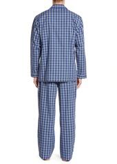 Nordstrom Men's Shop Poplin Pajama Set
