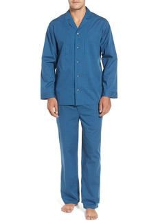 Nordstrom Men's Shop Poplin Pajama Set