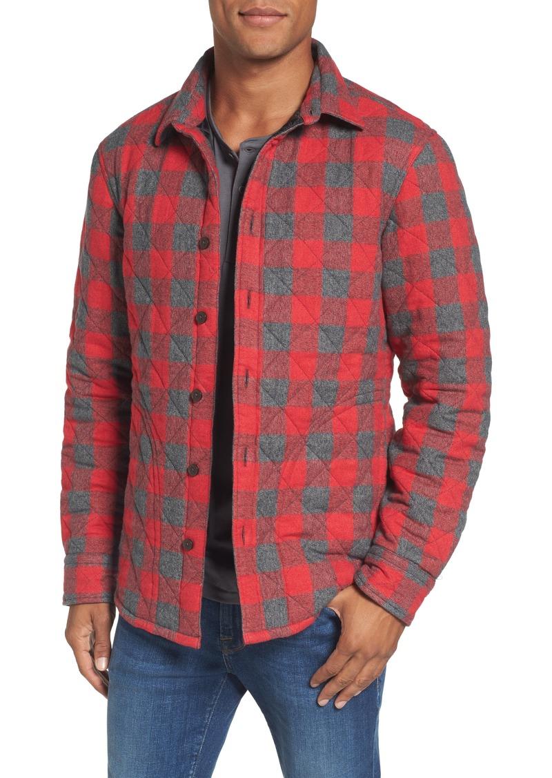 d76ebaeb44 SALE! Nordstrom Nordstrom Men s Shop Quilted Shirt Jacket